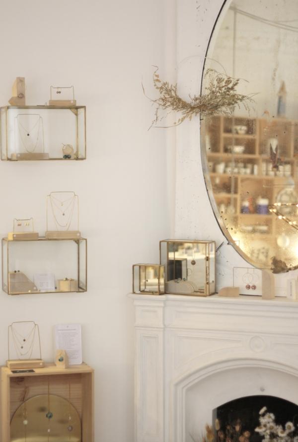 concept store, bijoux, peint à la main, Soeurs Héraud, créateur, artisan