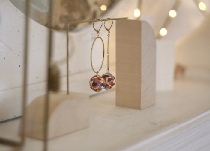conceptstore,paris 18,montmarte,bijoux créateurs,bijoux peints